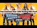 how to download wwe 2011 game for comuter from mediafire