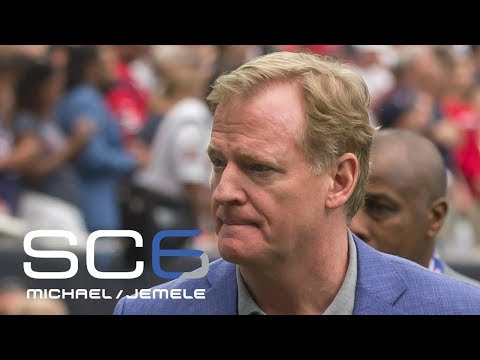 Does Roger Goodell deserve a contract extension? | SC6 | ESPN