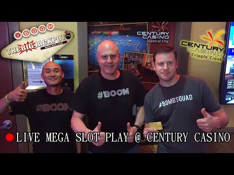 🔴Live Mega Slot Play Century Casino🎰💣