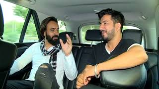 Exclusive Chat With Babbu Maan In His Car | Rangli Duniya | PTC Punjabi