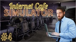 ELRAENN İLE İNTERNET CAFE SIMULATOR #4