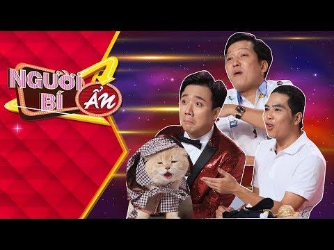 """Trường Giang khuyên mèo """"hoàng thượng"""" né Trần Thành nếu không muốn bị cạo lông   Người Bí Ẩn 2019"""