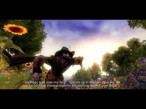Gameplay Walkthrough  Overlord Fellowship of Evil |