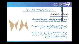 ندوة نماذج الهارمونيك وروعة الدمج مع الزوايا السعرية الزمنية من ندوات المتداول العربي