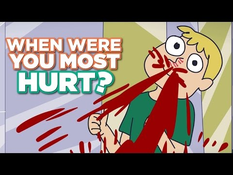 When Were You The Most Hurt? (Ask CH)