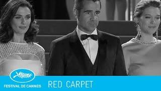 LOBSTER -red carpet- (en) Cannes 2015