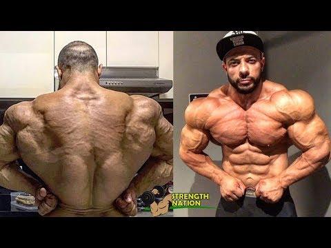 Arabian Beast with Muscular Physique | Hassan Osseili Big Hass IFBB Pro Bodybuilder