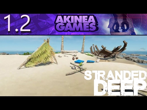 EXPLORING SHIPWRECKS ~ Stranded Deep