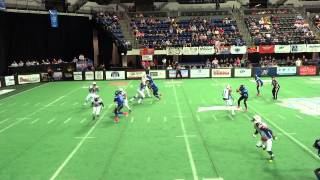 THE TEXAS REVOLUTION AND THE CEDAR RAPIDS TITANS!!