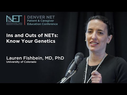 Ins and Outs of NETs – Know Your Genetics