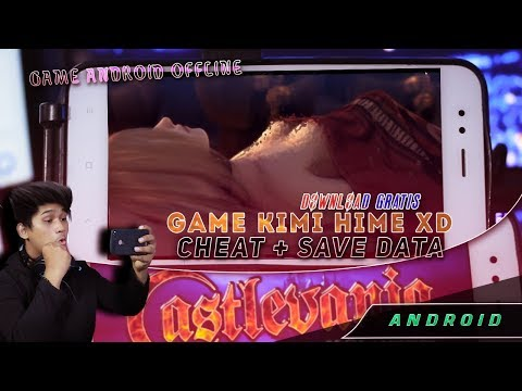 Game Kimi Hime ..? - Gameplay Nya Ehm nih - CastleVania - Game Android Offline ( PPSSPP ) - 동영상
