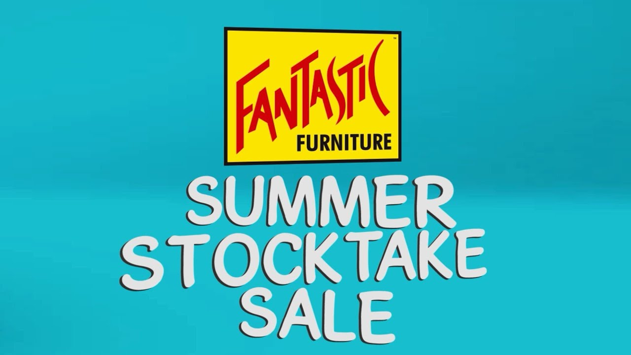 Fantastic Furniture - Summer Stocktake Sale: WSW V MV