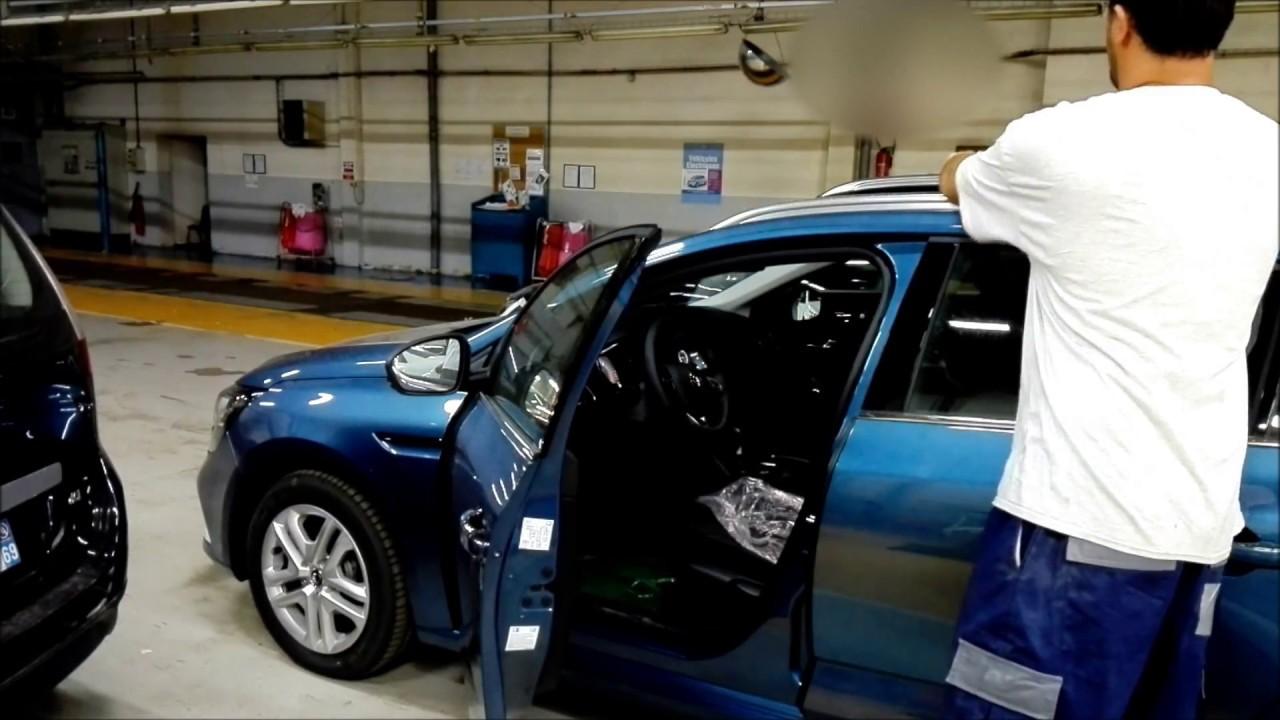Tuto D 233 Montage Poign 233 E De Porte Av Renault Megane 4