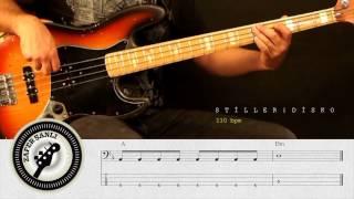 Zafer Şanlı Bas Gitar Dersleri Stiller Disko 110 Bpm