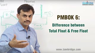PMBOK 6: Difference between Total Float & Free Float