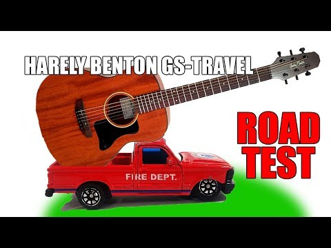 Have Harley Benton Will Travel