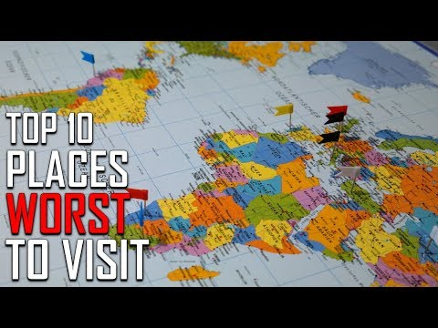 Top 10 Countries you Should Never Visit on your Summer Vacation