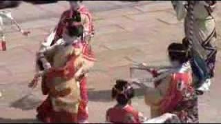 2006 Nagasaki Celebration is called NAGASAKI KUNCHI. A Japanese tra...