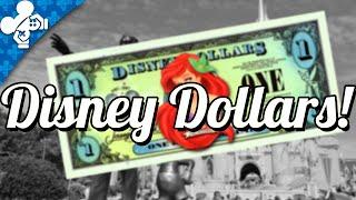 Disney Dollars! | Did You Know Disney?