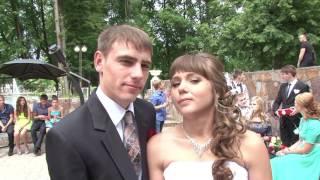 Свадьба Дмитрия и Виктории 27 06 2015