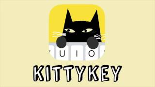 Introducing KittyKey - the iOS Keyboard that Purrs!! (=^ ◡ ^=) www.kittykey.cat