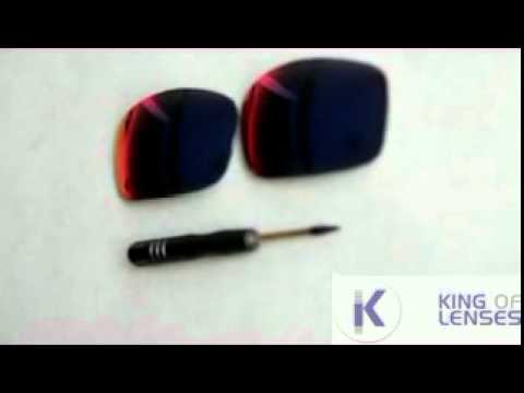 cce25020348f1 KING OF LENSES - Lentes Tanzanite para X-squared - YouTube