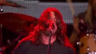 Foo Fighters - All My Life (Live at 2014 Invictus Games)
