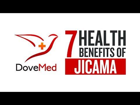 7 Health Benefits Of Jicama