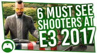 6 E3 Shooters Taking You Where No War Has Gone Before