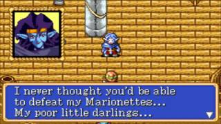 [GBA] Shining Force: Resurrection of the Dark Dragon [Chapter 2 & 3] Прохождение / Walkthrough