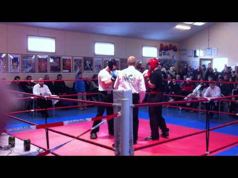 kickboxing match - Copenhagen