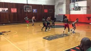 Edoardo training At Gauchos New York Juve '15