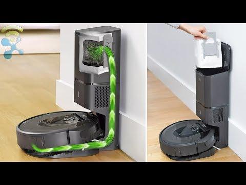 Top 5 Best Robotic Vacuums 2019 ☑️ Smart Home Robot Vacuum #BestReviews