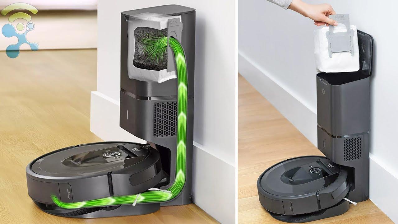 Best Robotics 2019 5 Best Robotic Vacuums ☑️ Smart Home Robot Vacuum #BestReviews