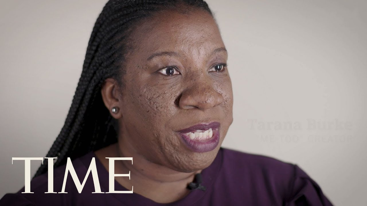 Tarana Burke: Founder Of The Me Too Movement On Empowering ...