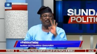 Judges Bribery Allegations Senator Adeyemi Melaye Face Off On Election