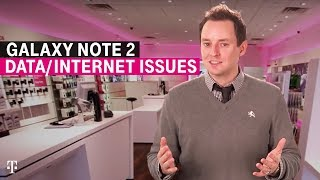 How to Fix Inability to Access Data/Internet -- Samsung Galaxy Note2