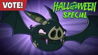 Angry Birds | Vote for your favorite Halloween Special!