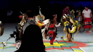 GATHERING OF NATIONS POW WOW 2019   Day 2 : Tiny Tots Fancy Dance