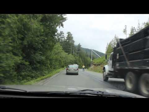 Road Trip 2012 - Driving in Beautiful British Columbia