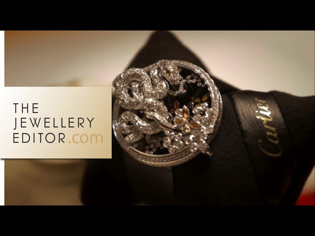 The best of Cartier watches at SIHH 2013