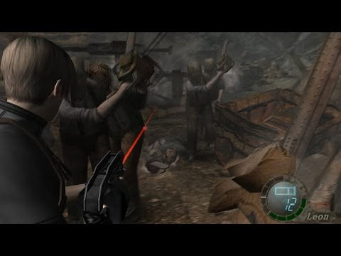 Resident evil 4 - Welcome to hell parte 11