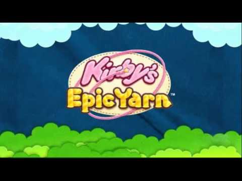 Kirby's Epic Yarn Music- Green Greens Chords - Chordify
