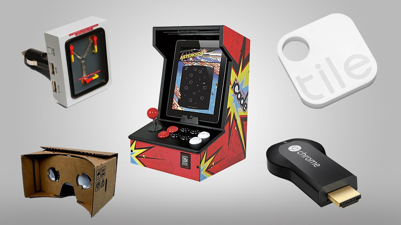 5 Cool Tech Gifts Under 100 2014 Youtube