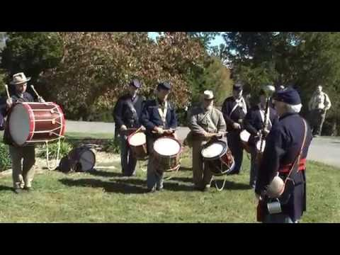 Perryville, Kentucky Civil War Re-enactment October 8, 2016