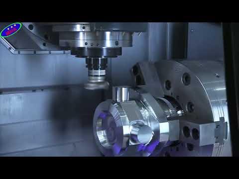 Công nghệ cơ khí chế tạo máy hiện đại bậc nhất TG - Công nghiệp 4.0  - COKHIMHA.COM