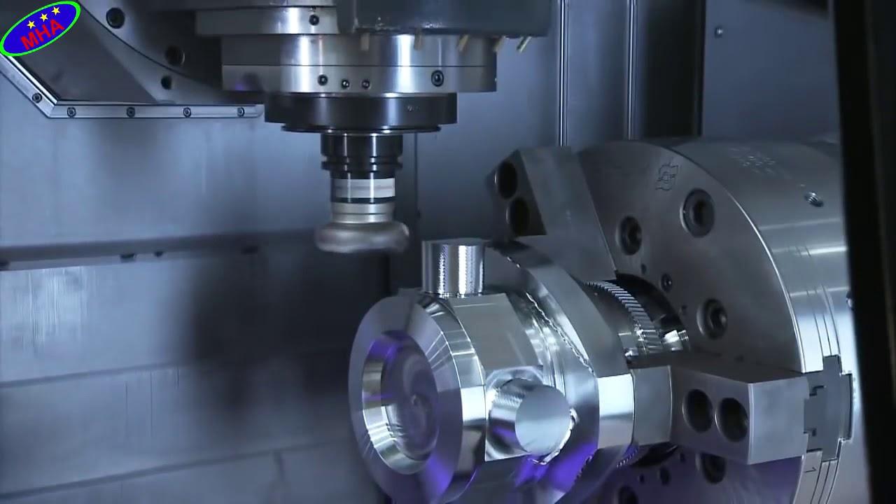 Công nghệ cơ khí chế tạo máy hiện đại bậc nhất TG – Công nghiệp 4.0  – COKHIMHA.COM