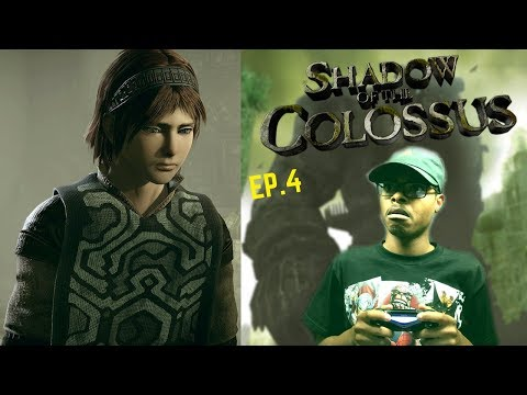 ImDontai Plays Shadow Of The Colossus EP.4 [LiveStream W/ Chat]
