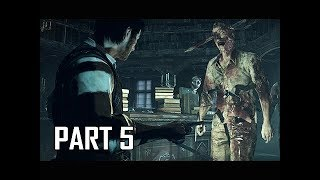 The Evil Within Walkthrough Part 5 - Inner Recesses (PC Ultra Let
