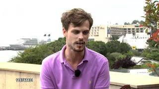 INTERVIEW: Matthew Gray Gubler on being too big of a coward to really be in the FBI